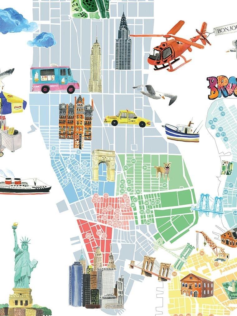 Bars Clandestins À New York City Impossible D'Échapper À in South Miami Zip Code Map