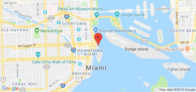 Bayfront Flowers And Plants - Miami Fl Florist 33131 Zip for North Miami Zip Code Map