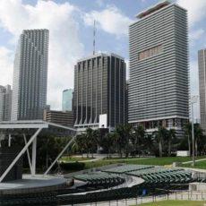 Bayfront Park In Downtown Miami Area/Brickell Area, Fl regarding Brickell Miami Map Google