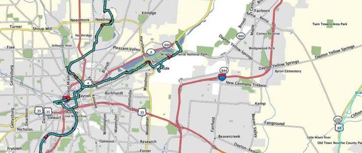 Bicycling - Nykography throughout Miami Beach Bike Trail Map