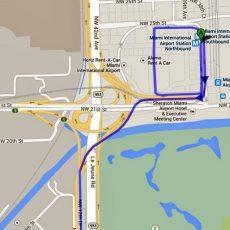 Bildergebnis Für Miami Airport Map   Orte for Miami Airport Map Concourse
