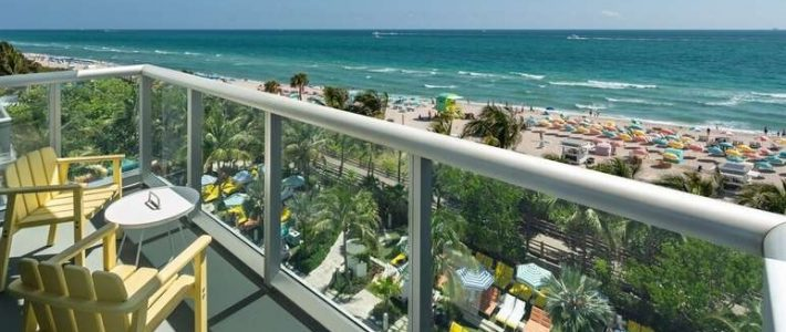 Book The Confidante - In The Unbound Collectionhyatt pertaining to Mount Sinai Miami Beach Map