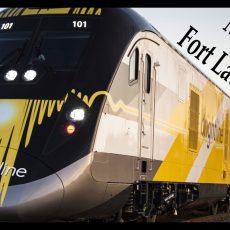 Brightline Train From Miami To Fort Lauderdale - Youtube inside Brightline Train Miami Florida