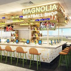 Chefs Ryan Pera, Antoine Ware Plot Exciting New Additions for Miami Airport Food Court Map