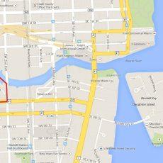 Chetrit Group Plans Miami Riverwalk Project Along Miami pertaining to Miami Beach Marina Map