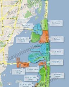 City Of Miami Flood Map | Miami-Dade County Zip Code Map throughout Miami Beach Boardwalk Map
