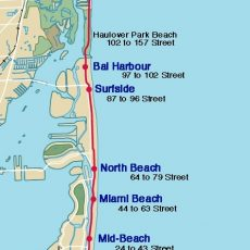Collins Avenue Map | Collins Avenue Hotels, Clubs with regard to Street Map Of South Beach Miami