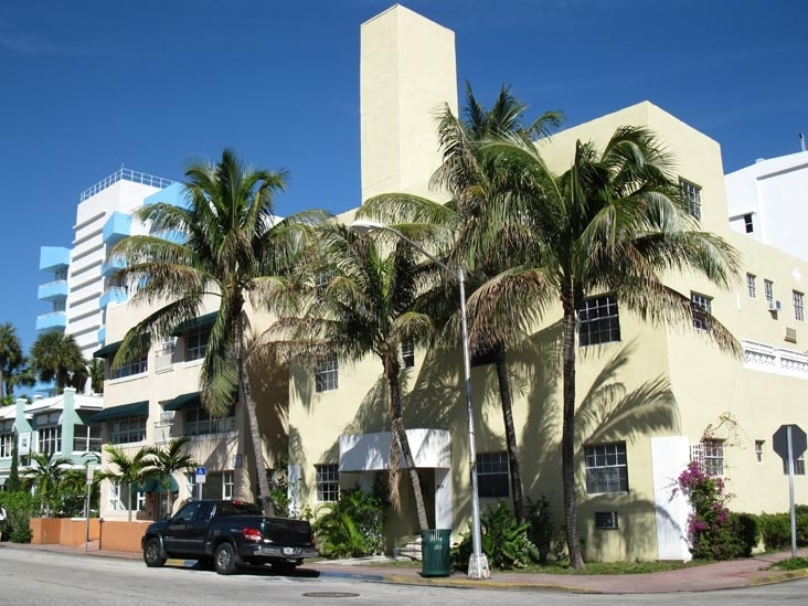 Collins Avenue, South Beach, Miami, Florida throughout Miami Beach Map Collins Ave