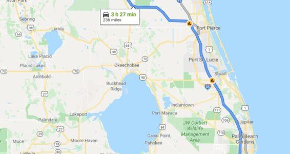 Como Llegar Hasta Orlando - Todo Sobre Disney pertaining to Mapa De Miami Y Orlando