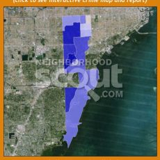 Coral Gables Crime Rates And Statistics - Neighborhoodscout inside Miami Beach Crime Map
