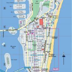 Cosas Nuestras: Mapas intended for Mapa Desde Miami Beach