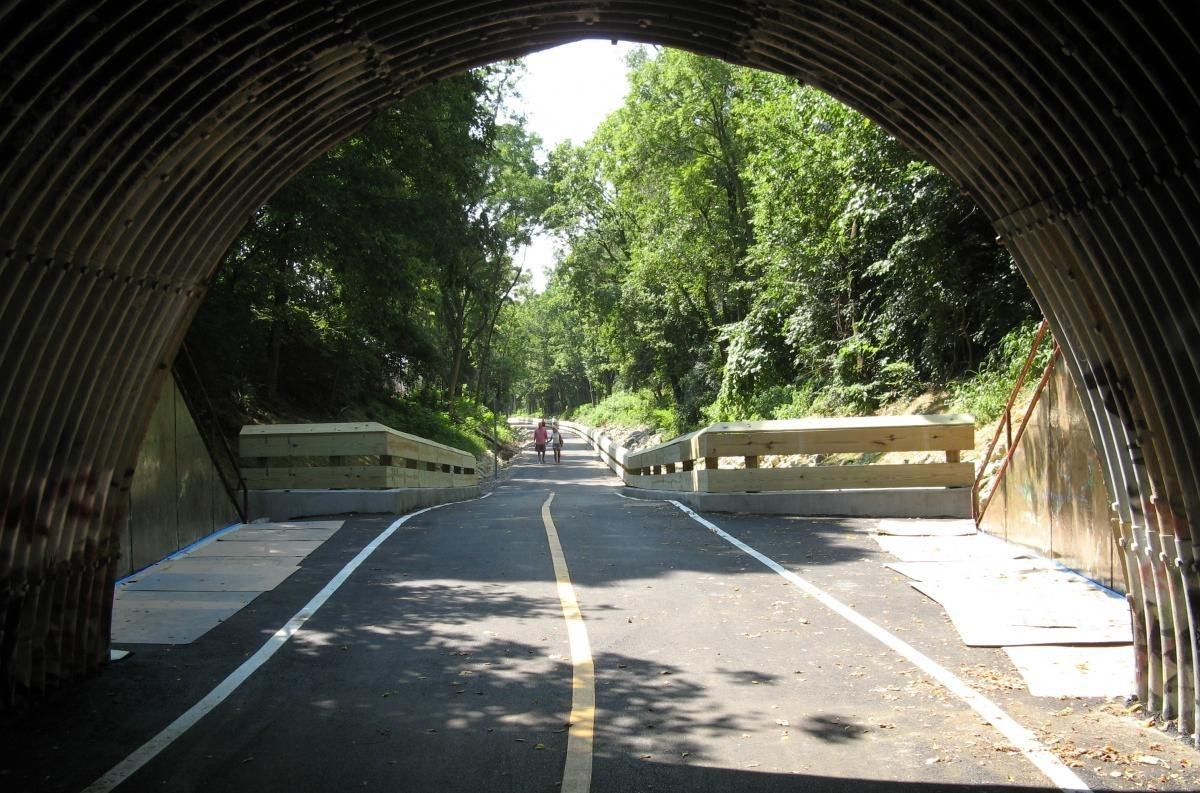 Dayton-Kettering Connector | Miami Valley Bike Trails pertaining to Miami Valley Bike Trail Map