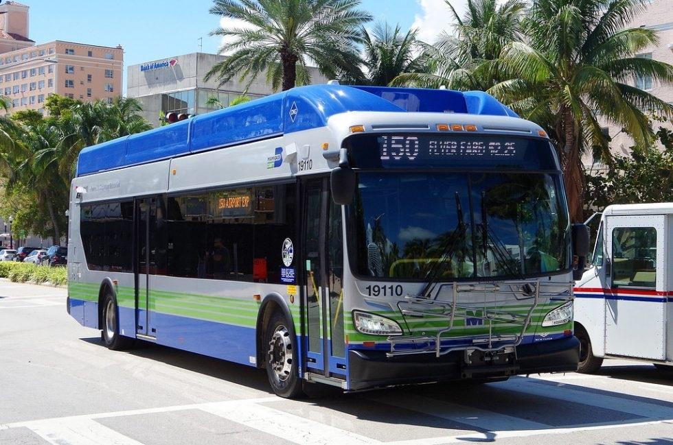 Economic Tourspublic Bus   Martin Guide In Miami with regard to Metrobus Miami Map