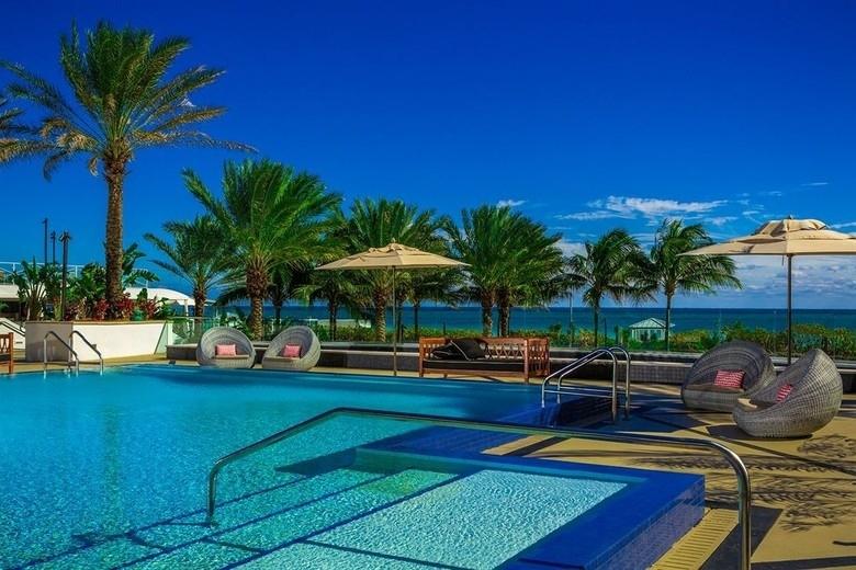 Eden Roc Renaissance Miami Beach Hotel, Miami Beach with regard to Eden Roc Miami Beach Map
