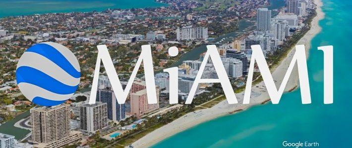 Explore The Beaches Of Miami Using Google Earth 3D   Miami in Miami Map Google Earth