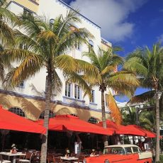 Exploring Ocean Drive Miami Beach | Ocean Drive Miami Hotels throughout Mapa Miami Beach Ocean Drive