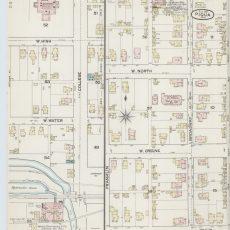 File:sanborn Fire Insurance Map From Piqua, Miami County with Map Miami County Ohio