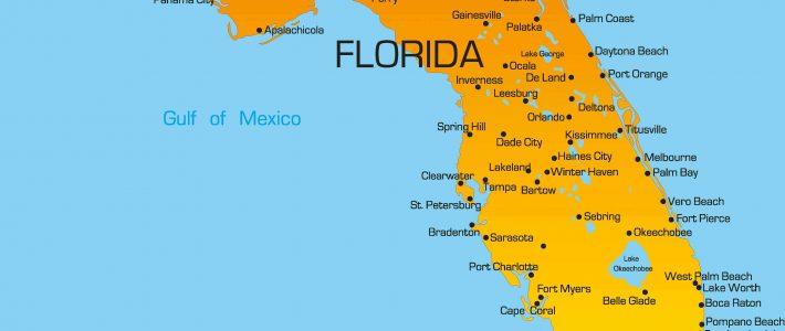 Florida Us Map - Guide Of The World within Mapa Miami Florida Usa