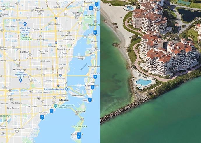 Freshwater Group | Miami Beach Multifamily Market for Miami Beach Short Term Map