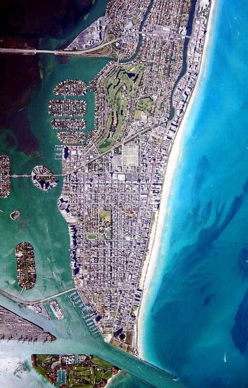 Google Image Result For Http://Www.enjoymiamibeach with regard to Map Of Miami Beach Florida