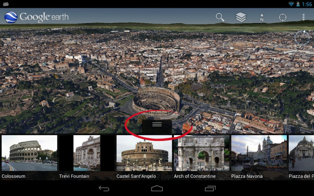Google Lat Long: Take A Virtual Tour With The Swipe Of for Miami Google Earth 3D Map