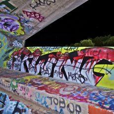 Graffiti @ Miami Marine Stadium.   Last Week I Happened To regarding Miami Marine Stadium Map