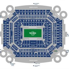 Hard Rock Stadium - Miami Dolphins   Football Tripper Usa in Hard Rock Stadium Miami On Map