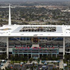 Hard Rock Stadium - Miami Dolphins   Football Tripper Usa pertaining to Hard Rock Stadium Miami Gardens Address