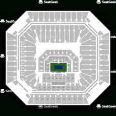 Hard Rock Stadium Seating Chart Tennis & Map | Seatgeek within Hard Rock Stadium Miami Seat Map