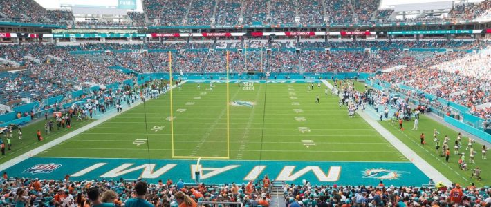 Hard Rock Stadium Section 231 Seat Views | Seatgeek within Miami Dolphins Stadium Parking Map