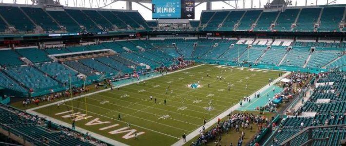 Hard Rock Stadium, Section 327, Home Of Florida Marlins inside Hard Rock Stadium Miami Fl Address
