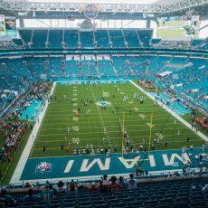 Hard Rock Stadium Section 333 Seat Views | Seatgeek in Miami Stadium Directions