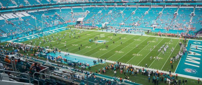 Hard Rock Stadium Section 342 Seat Views | Seatgeek within Miami Dolphins Stadium Seating Map
