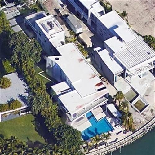 Hassan Whiteside'S House In Miami Beach, Fl (Google Maps) with regard to Miami Beach Maps Google