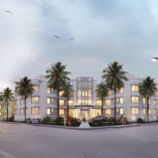 Historic Preservation Board Hears Explanation For Sun King in Miami Beach Zone 2 Parking Map