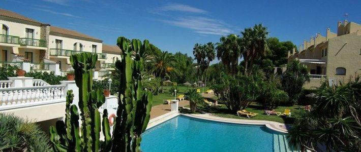 Hotel Pino Alto En Miami Platja   Destinia with Mapa Miami Platja Tarragona
