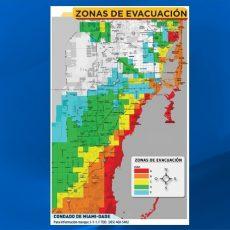 Huracán Irma: Coloca Tu Zip Code En Este Mapa De Miami Y with regard to Mapa Miami Puerto Rico