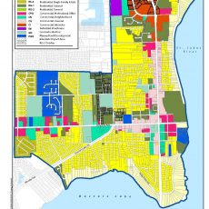Jacksonville Fl Zoning Map - Jacksonville Zoning Map for Miami Beach Parking Zone Map