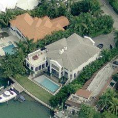 Jerry Sokol'S House In Miami Beach, Fl (Google Maps) regarding Miami Beach Maps Google