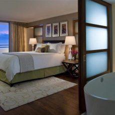 Loews Miami Beach Hotel, Florida   Best At Travel within Loews Miami Beach Hotel Map