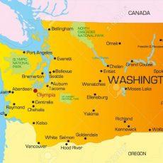 Mapa De Washington D.c. | Turismoeeuu | Qué Ver, Sitios with Miami Mapa De Estados Unidos