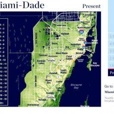 Maps: How Sea Level Rise Could Impact Miami-Dade County | Wlrn inside Miami Beach Sea Level Rise Map