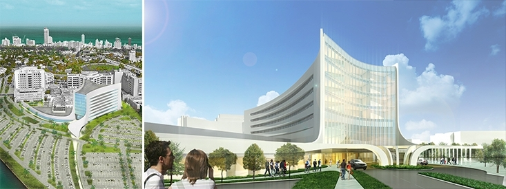 Medical Projects Underway In Miami Beach | Florida pertaining to Msmc Miami Beach Campus Map