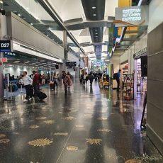 Mia: Miami Airport Guide - Terminal Map, Airport Guide with Miami Airport Map American Airlines Terminal