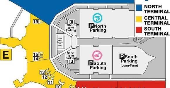 Miami Airport - Car Service Miami pertaining to Miami Beach Parking Map
