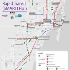 Miami Airport Tri Rail Map regarding Miami Airport Train Map