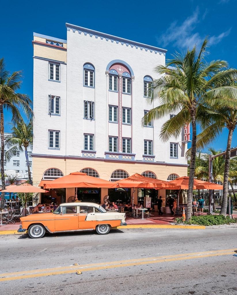 Miami Art Deco District | Miami Beach Architectural for Art Deco Miami Beach Map