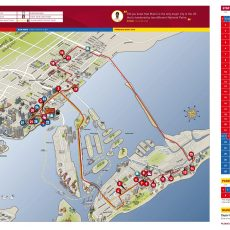 Miami Attractions Map Pdf - Free Printable Tourist Map intended for Miami Beach Shuttle Map