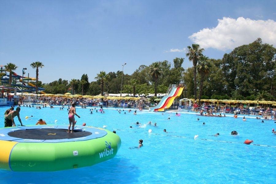 Miami Beach Acquapark within Mappa Di Miami Beach