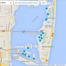 Miami Beach Easy Real Estate Search- Fastest Way To Find inside City Of Miami Beach Boundaries Map